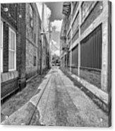 Back Alley Acrylic Print