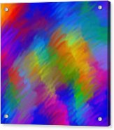 Background No.14.0 Acrylic Print