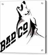 Bad Company Acrylic Print