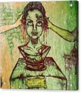 Bad Headache Acrylic Print