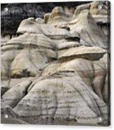 Badlands Drumheller Alberta Canada 2 Acrylic Print