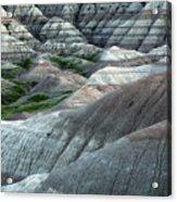 Badlands National Park South Dakota 2 Acrylic Print