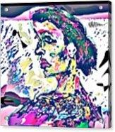 Badrya Acrylic Print