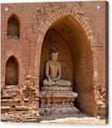 Bagan, Burma Acrylic Print