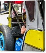 Baguio Jeepneys 5 Acrylic Print