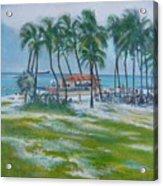 Bahama Beach  Acrylic Print