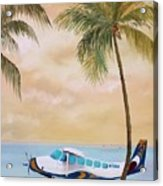 Bahama Bound Acrylic Print
