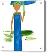 Bahama Momma Acrylic Print