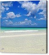 Bahama's Heaven Acrylic Print