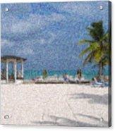 Bahamas Acrylic Print