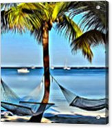Bahamas Vacation Acrylic Print
