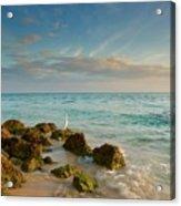 Bahia Honda Shoreline Acrylic Print