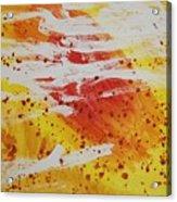 Bailando En El Sol Acrylic Print