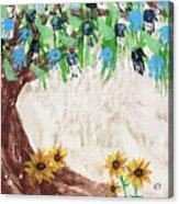 Bailey Family Tree Acrylic Print