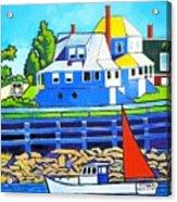Bailey's Island Acrylic Print