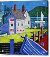 Bait House Acrylic Print