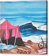 Baja Boogie Acrylic Print