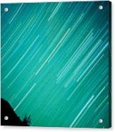 Baja Starry Night Acrylic Print
