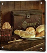 Baking Day - Bread Acrylic Print