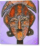 Bakota Reliquary Acrylic Print