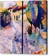 Balade A Mont Acrylic Print