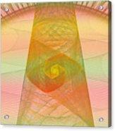 Balance Of Energy Acrylic Print