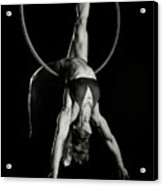 Balance Of Power 14 Acrylic Print by Monte Arnold