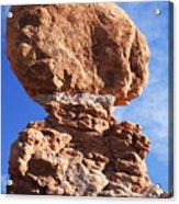Balanced Rock 2 Acrylic Print