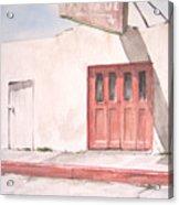 Balboa Fun Zone Acrylic Print
