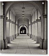 Balboa Park Archways Acrylic Print