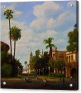 Balboa Park Acrylic Print