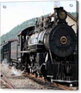 Baldwin Locomotive Number Fifteen Acrylic Print