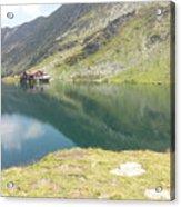 Balea Lake Acrylic Print