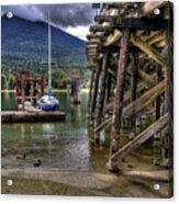 Balfour British Columbia Acrylic Print