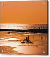 Bali, Sunset Acrylic Print