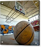 Ball Is Life Acrylic Print