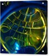 Ball Of Color Acrylic Print