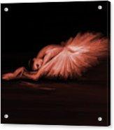 Ballerina Dance 11022 Acrylic Print