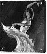Ballet Dance 0905 Acrylic Print