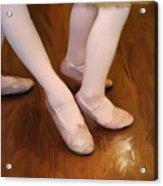 Ballet Girls Acrylic Print