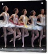 Ballets Acrylic Print