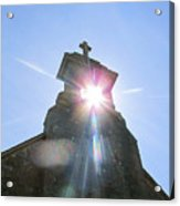 Ballinafad Blessing / Reflections Of The Light Through Time Acrylic Print