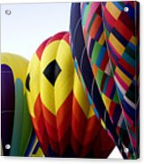 Balloon Color Acrylic Print