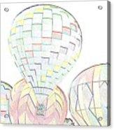 Balloon Day Acrylic Print