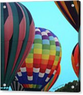 Balloon Glow I Acrylic Print