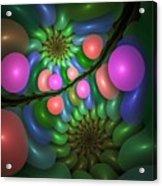 Balloonatic Acrylic Print