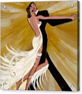 Ballroom Dance Acrylic Print