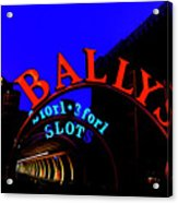 Ballys Early Morning Acrylic Print