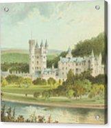 Balmoral Castle, Scotland Acrylic Print