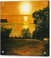 Balmoral Sunrise Acrylic Print